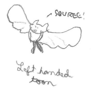 It's a Bat!
