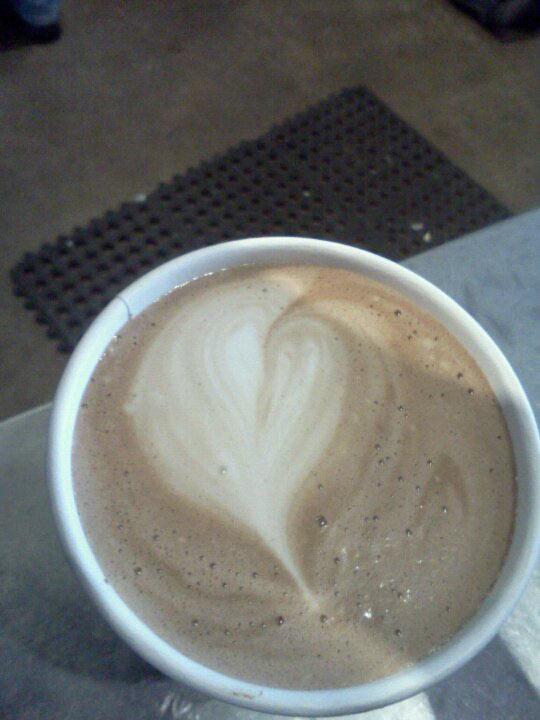 Left-Handed Latte